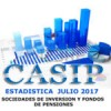 Estadistica Mensual Julio 2017